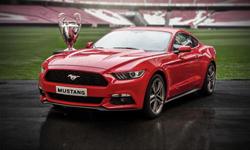 El Mustang 2015 se podrá reservar durante la final de Champions