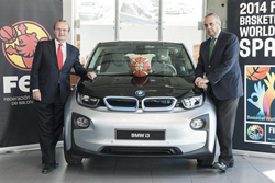 Ampliación del acuerdo entre BMW y la FEB
