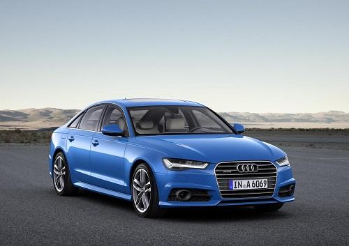 Audi A6, levísima actualización para la berlina media de los 4 aros