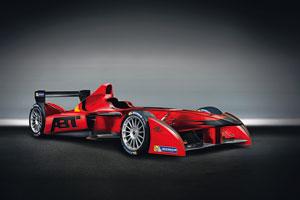 ABT presenta su Formula E en Ginebra