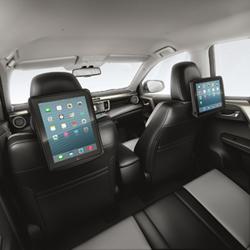 Gama 2014 de accesorios para el Toyota RAV 4