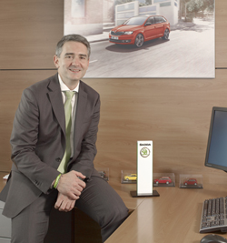 Nuevo Director de Marketing de Skoda España