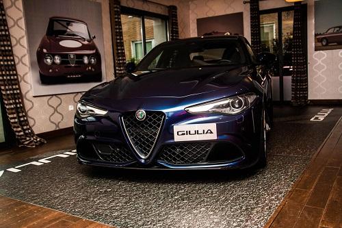 El esperado Alfa Romeo Giulia QV visita España