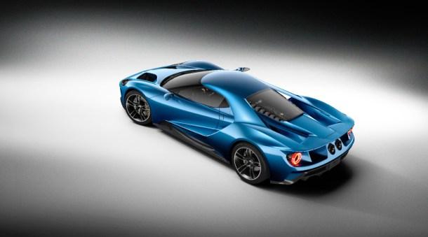 El Ford GT acumula m�s de 6.500 pedidos