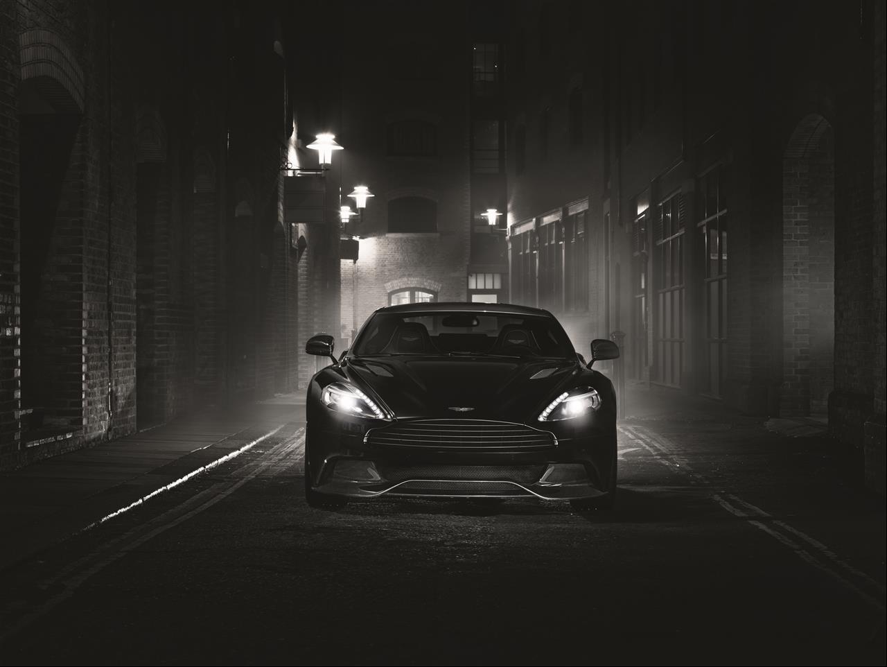 Aston Martin Vanquish Carbon Edition �Quieres m�s?