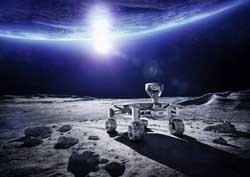 Objetivo: la Luna- Audi Lunar Quattro