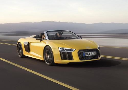 Audi R8 Spyder, la renovación del exclusivo cabrio llega a España