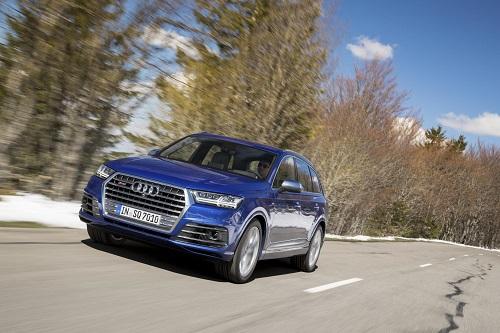 Audi SQ7, ya a la venta el más potente de los SUV diésel