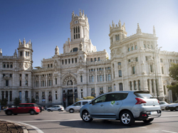Madrid ya dispone de carsharing mediante Avancar