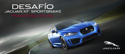 Desaf�o Sportbrake de Jaguar