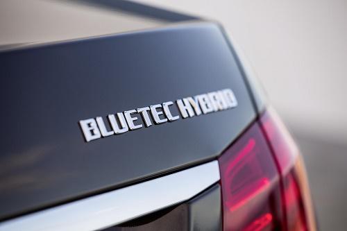 Mercedes-Benz podría lanzar una submarca ecológica al estilo de BMW i