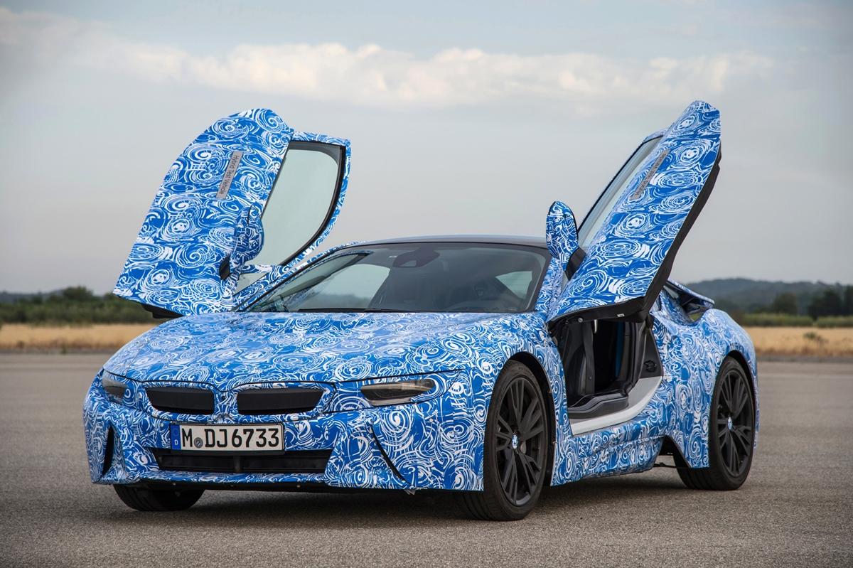 BMW en el Salón de Frankfurt 2013