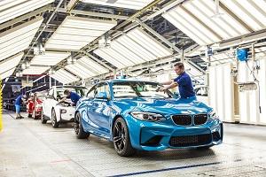 Arranca la producción del BMW M2 2016