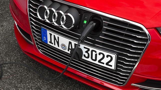 El SUV eléctrico de Audi