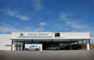 Ceres Motor, nuevas instalaciones BMW