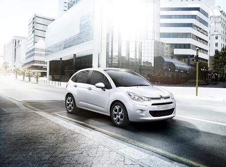 Nuevos acabados y colores para el Citroën C3