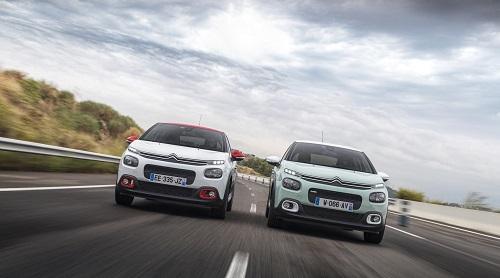 Citroën C3 2017, más confort con la llegada del cambio EAT6