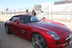 Dunlop será suministrador de la AMG Driving Academy