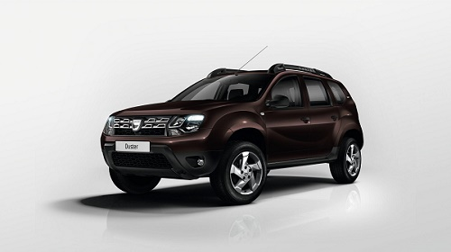 Dacia Duster Essential, pistoletazo de salida a una nueva serie limitada transversal (Salón Ginebra 2016)