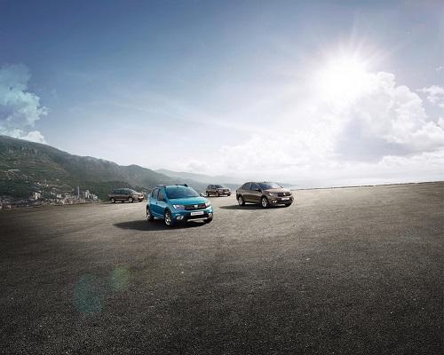 Dacia Sandero, líder en mayo de un mercado de turismos que se deja un 72,7%
