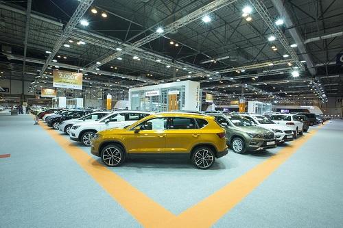 Salón del Vehículo de Ocasión 2017: hasta el 28 de mayo más de 5.500 VO te esperan en Madrid