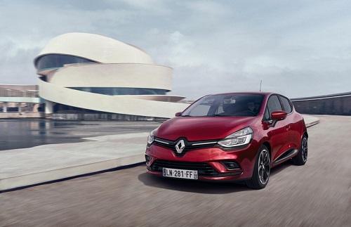 Renault Clio, líder del mercado de turismos el pasado mes de septiembre