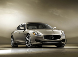 Maserati y Ermenegildo Zegna