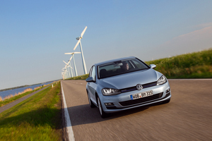 Volkswagen Golf TDI BlueMotion 2013