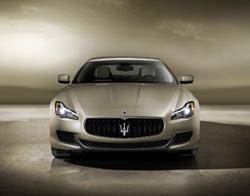 Maserati Quattroporte di�sel