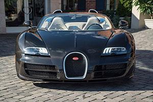 Avance Bugatti en el Salón de Ginebra 2015