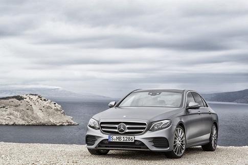 Mercedes Clase E 2016, se filtra su imagen definitiva