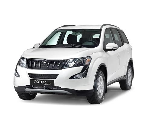 Mahindra XUV500 2016, más europeizado