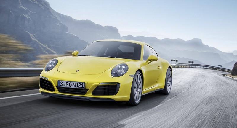 Porsche actualiza su 911