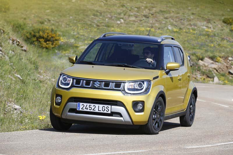 Nuevo Suzuki Ignis 2020. ¿Un ECO único?