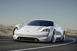 Porsche Mission E,  porque potencia y autonomía no están reñidas.