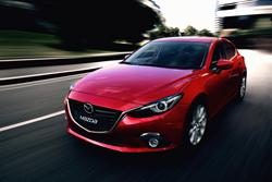 Mazda sigue aumentando sus ventas