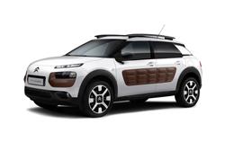 Más prestaciones para el Citroën C4 Cactus