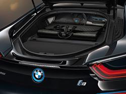 Equipaje en combinaci�n con el BMW i8