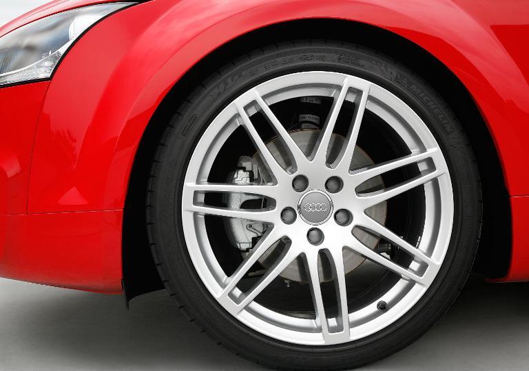Ahorrar combustible aprovechando la energía del sistema de amortiguación: eROT de Audi
