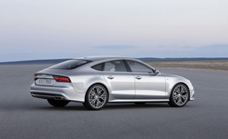 Precios para el nuevo Audi A7 Sportback
