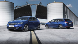 Peugeot 308, a la caza del Golf