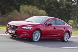 Mazda6, uno de los modelos m�s seguros
