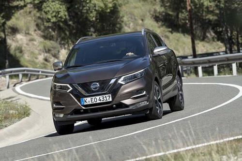 Ventas de turismos en España: el Nissan Qashqai se proclama líder mientras el mercado baja un 5,1%