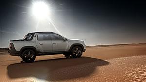 Dacia Duster Oroch, el pick up brasileño