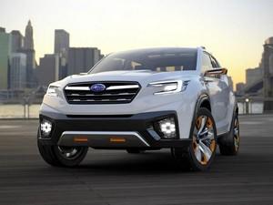Viziv Future e Impreza 5 puertas, los dos concepts que Subaru presentará en Tokio