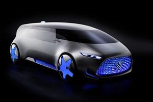 Mercedes-Benz Vision Tokyo: el futuro ya está aquí