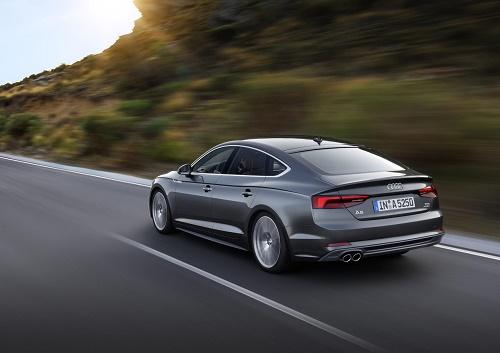 Audi A5 Sportback 2017: la renovación alcanza al más práctico de los A5
