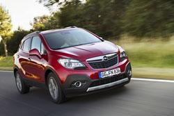 Motor 1.6 CDTI para el Opel Mokka