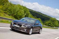 El Mazda3 ya sale de las líneas de AutoAlliance