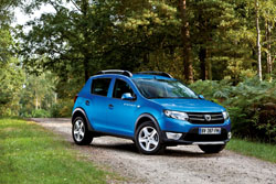 Dacia Sandero, el modelo más vendido en agosto